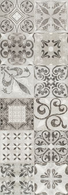 MOSAICI E DECORATI - ANTIQUE GREY 31,6X90 - 100146609
