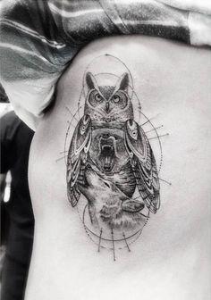 Une sélection des superbestatouages de l'artiste Brian Woo, akaDr. Woo, l'un des tatoueurs les plus réputésde Los Angeles, dont les compositions délic