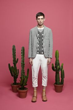 ZUCCa • Spring/Summer 2014 - Fashionsnap.com