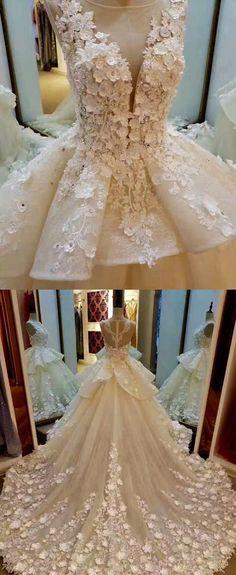 White Wedding Dresses, Long Wedding Dresses, Bridal Wedding Dresses, Lace Wedding dresses, White Lace Wedding dresses, Wedding Dresses Cheap, Cheap Wedding Dresses, White Lace dresses, Long White dresses, Beautiful Wedding Dresses, White A-line/Princess Wedding Dresses, A-line/Princess Wedding Dresses