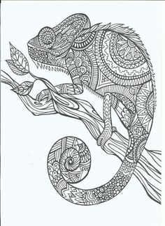 Free coloring pages for adults free adult coloring page iguana free online coloring pages for adults . free coloring pages for adults Animal Coloring Pages, Coloring Book Pages, Coloring Sheets, Doodles, Printable Adult Coloring Pages, Colorful Drawings, Mandala Art, Sketches, Anti Stress