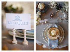 {Twilight} Breaking Dawn Inspired & Styled Wedding Shoot ~ Bella Cullen