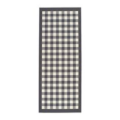 """WINTER rug for the entry way → IKEA MILLINGE Rug, L: 6'7"""" x W: 2'7"""" low pile, gray $29.99 Easy to keep clean. Shake the rug outdoors or vacuum."""