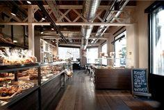 Una panadería con mucho encanto en Barcelona [] A lovely bakery in Barcelona