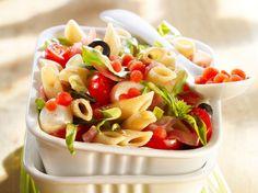 Salade de pâtes à l'italienne, facile et pas cher