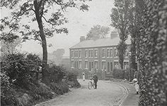 Radcliffe New Road looking north 1902