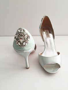 df5eb06be Used Badgley Mischka Mint Shoe (Size 8 1 2) for sale in Fort Lee