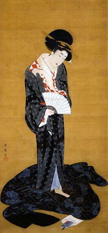 Bijin koui zu / Kitagawa Utamaro (喜多川 歌麿, ca. 1753 – 1806)