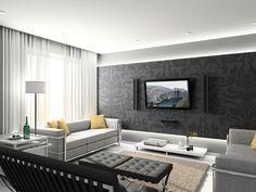70 Moderne, Innovative Luxus Interieur Ideen Fürs Wohnzimmer ... Wohnzimmer Design Bilder