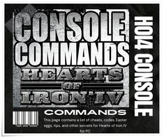 In Hoi4 Console Commands post we will cover all new DLC cheats and tips to make hearts of iron 4 optimize at best level. Hearts Of Iron Iv, Heart Of Iron, Perfect Image, Perfect Photo, Love Photos, Cool Pictures, Paradox Interactive, Event Id, Human Human