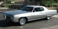 1970 Buick Electra Two Door Hardtop