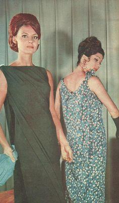 Brazilian Magazine:O Cruzeiro, November 1963 | Vogue Paris Original 1333 by Jacques Heim