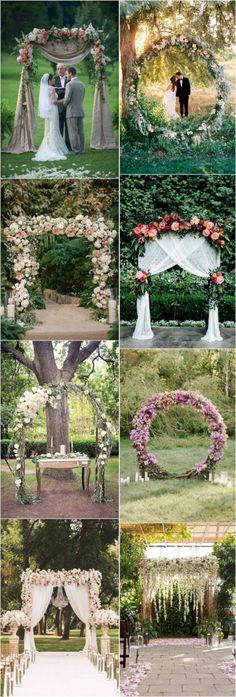 amazing 17 Genius Outdoor Wedding Decoration Ideas