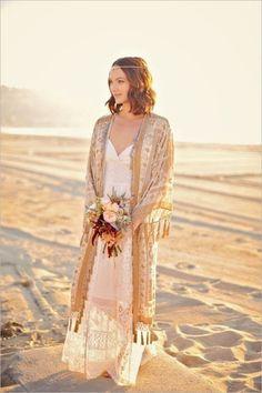 ¡Atrévete con un kimono el día de tu boda!