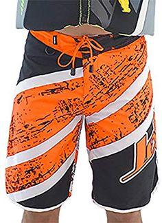 Amazon.com  Jazz Men s Board Shorts PWC Jetski Ride   Race Apparel Orange ( eed08e0e4b0c9
