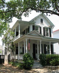 ***Church Street, Charleston, SC c. 1910