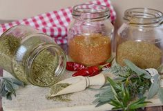 Citromhab: Fűszerkeverékek Mason Jars, Spices, Food And Drink, Blog, Decor, Cakes, Dekoration, Food Cakes, Decoration