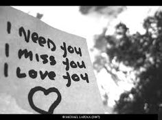 i love n miss u images - Google Search