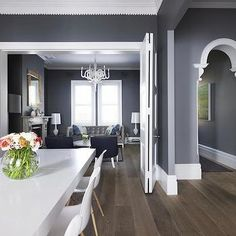 5 new ways to try decorating with grey from the experts at Dulux ...