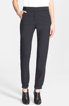 Veronica Beard 'Twig' Tuxedo Trousers available at #Nordstrom
