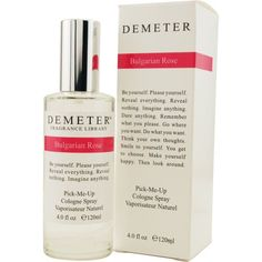 Introducing Demeter Women Cologne Spray Bulgarian Rose 4 Ounce. It is a great product and follow us for more updates!