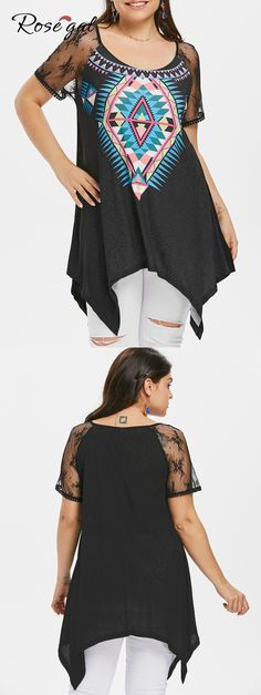 89e286f8afd 170 Best Plus Size T-shirts images in 2019 | Plus size t shirts ...