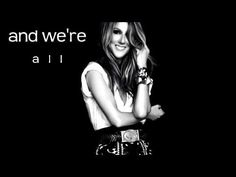 Celine Dion - Unfinished Songs (Lyric Video) - HQ Full Studio Version 2013