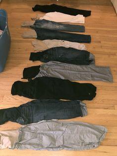 ac6415c1bb082 Lot Of Maternity Pants Size Small.