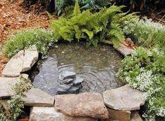 Die 29 Besten Bilder Von Mortelkubel Teich Water Gardens Backyard
