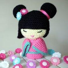 Jo - bambola amigurumi senza cuciture -schema uncinetto completo ... | 236x236