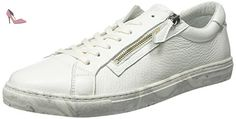 Tommy Hilfiger L2385oop 1a, Sneakers Basses Homme, Blanc (White 100), 42 EU - Chaussures tommy hilfiger (*Partner-Link)