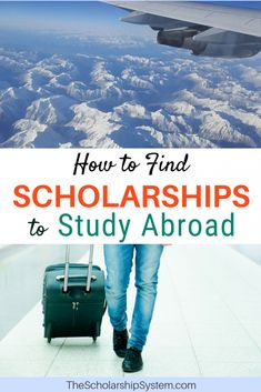 How To Find Scholarships, Scholarships For College, College Students, Grants For College, Education College, College Life, Study Abroad London, Study Abroad Packing, Student Studying