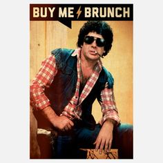Buy Me Brunch 12x18, $25, now featured on Fab.