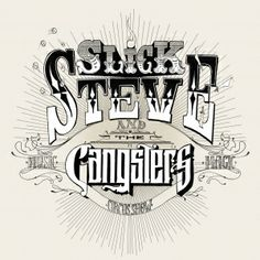 Slick Steve & the Gangsters Debut Album!  Listen // buy http://www.godownrecords.com/en-UK/slick-steve-and-the-gangsters-god080.php  Official http://www.slicksteveandthegangsters.com/