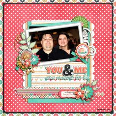 You & Me by Jady Day Studio and Meghan Mullens @ Sweet Shoppe Designs