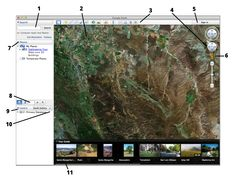 A summary of information for getting to know Google Earth