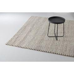 whkmp's own vloerkleed (100% wol)  (190x290 cm), Bruin gemêleerd #wehkamp #whkmpsown #slaapkamer #wakkerwordenmetwehkamp