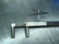 Adjustable Bending Fork Wrench Blacksmith Scroll Tool