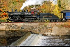 RailPictures.Net Fotoğraf: Mitch Goldman tarafından Hockessin, Delaware 58 Wilmington & Western Buhar 0-6-0 WWRR
