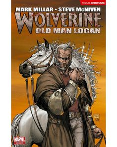 ¡#OldManLogan, el evento que cambió la historia de #Wolverine!  Recuerden que la versión softcover ya está disponible, y es exclusiva de Walmart.  ¡No se lo pierdan!  bit.ly/2mYnSoB    #marveluniverse #marvelcomics #superhero #marvelentertainment   #cover #marvelcomicsmexico