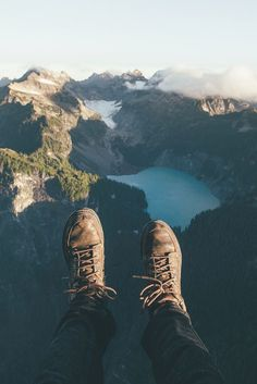 Let go of your fears. (Photo via Dylan Furst)