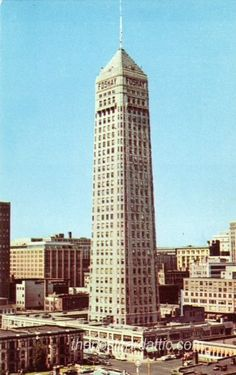 Foshay Tower, Minneapolis, Minnesota - lot's and lot's of great memories were made here working with my husband...