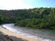 Mayotte: Plage de Moya, Petite Terre