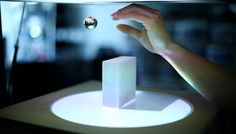 MIT Creates Amazing UI From Levitating Orbs | Co.Design: business + innovation + design
