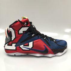 huge discount 4d3c0 65fc7 Nike Lebron 12