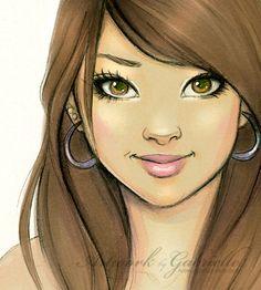 Sketchbook Drawing by gabbyd70 on DeviantArt