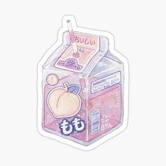 Stickers Kawaii, Preppy Stickers, Anime Stickers, Cute Stickers, Cute Food Drawings, Cute Kawaii Drawings, Kawaii Art, Printable Planner Stickers, Journal Stickers