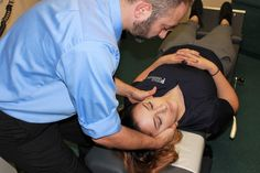 Chiropractor adjustment Health And Wellness, Health Care, Healthy Spine, Chiropractic, Couple Photos, Couple Shots, Health Fitness, Couple Photography, Couple Pictures