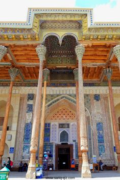 The Bolo Hauz Mosque in Mosque, Taj Mahal, Architecture, Building, Travel, Travel Destinations, Viajes, Arquitetura, Buildings