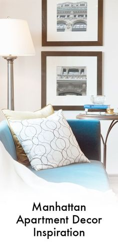 Get the pretty uptown, chic look of a Manhattan apartment with these pretty products.